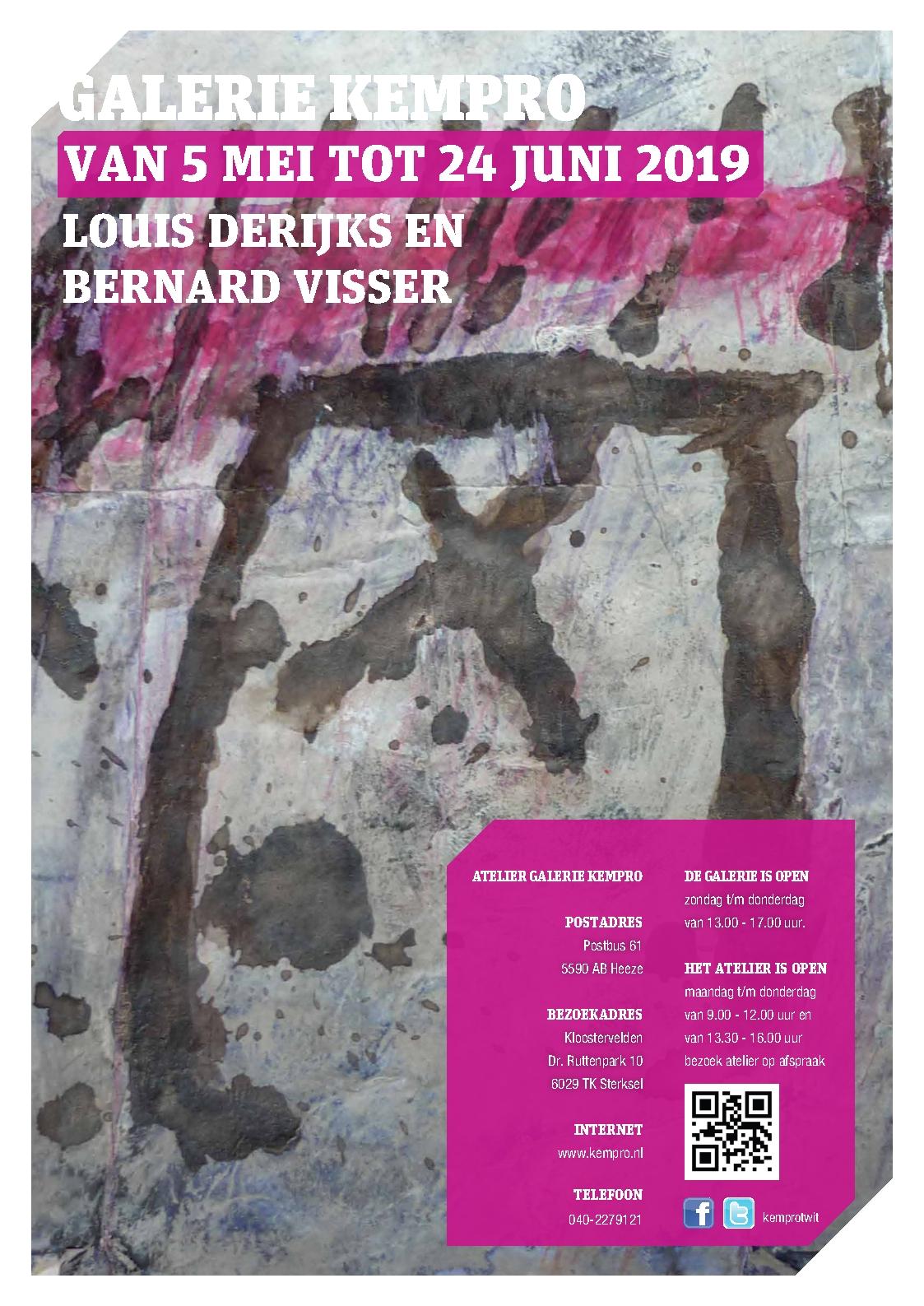 LOUIS DERIJKS EN BERNARD VISSER